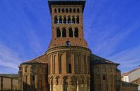 Iglesia de San Tirso. Sahagún